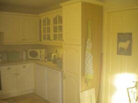 solid wood painted kitchen cupboard doors