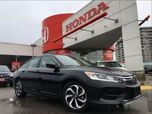 2016 Honda Accord Sedan L4 LX Honda Sensing CVT