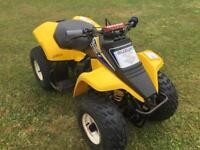 Suzuki lt 80
