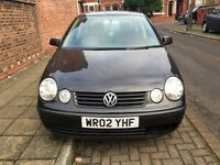 Volkswagen polo 1.2 *low mileage* good condition