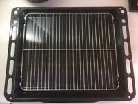Two oven trays