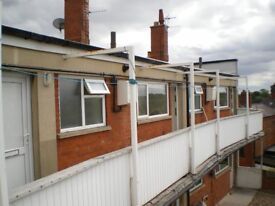 CO-OP Flats, Malt Mill Bank, Barwell, Leicestershire.