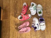 Girls Clothes - shoe bundle size 6