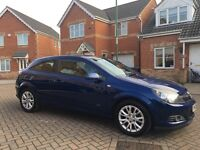 2009 VAUXHALL ASTRA 1.6 COUPE 3 DOOR, FULL SERVICE HISTORY, ONE PREVIOUS OWNER