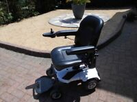 compact powerchair/scooter