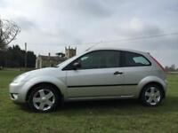 Ford Fiesta 1.4 Zetec Climate - Low Mileage Excellent History