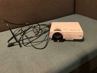 XuanPad Mini Projector Portable video-projector,55000 Hours (Read Description)