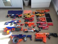 Nerf Guns & accessories for sale