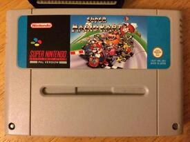 Super Mario Kart - Super Nintendo - Nintendo 64
