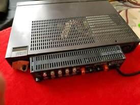 Technics Stereo Integrated Amplifier SU-5