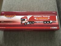 Corgi Limited Edition Model of Truswell Haulage Lorry