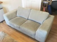Grey Next 2-person sofa in excellent condition