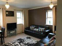 A beautifully fully furnished 2 bedroom apartment ready to move in now in Uxbridge!