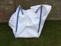 1 Ton Size Garden Waste Bag With Handles