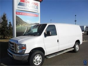 "2013 Ford E-250 Econoline 138"" WB Commercial Cargo Van, 4.6L"
