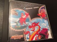 Disney's Arcade Frenzy CD-Rom Game Ages 6 and up Windows 95/98