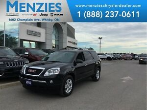 2012 GMC Acadia SLE, Hands-Free, Alloys, Rear Air, Clean Carproo