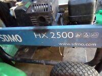Honda Sdmo HX2500.