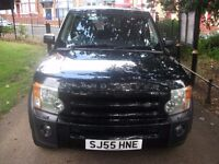 LAND ROVER DISCOVERY 3 TDV6 S WITH FULL SERVICE BOOK ALL STAMP DATE CRUISE + 7 SEATER + HTD SEAT
