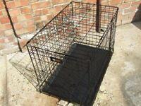 rac dog cage medium