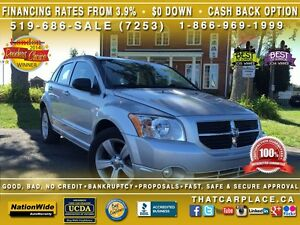 2011 Dodge Caliber SXT-$45/Wk-Htd Sts-CD/Mp3/AUX-Keyless-Hatch-L