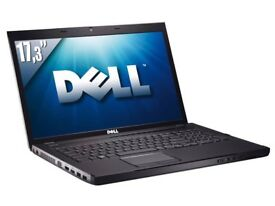 "DELL VOSTRO 3700 P13E 17.3"" Laptop i5-520m 2.4Ghz 8GB 500GB Win10 PRO WIFI DVDRW loved"
