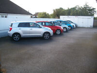 Car Showroom, Storage Sales Site. Upto 14 Cars plus office space. £1400 Including all Bills