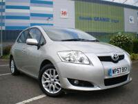 Toyota Auris 1.6 VVT-i TR 5dr Hatchback * 12 MONTHS MOT * Full SERVICE HISTORY * 3 Months WARRANTY