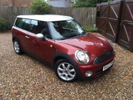 2008 57 MINI Clubman 1.6 TD Cooper D 4dr! BARGAIN! FIRST TO SEE WILL BUY!