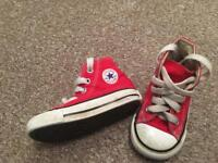 Baby converse size 20