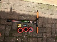 Stunt scooter parts