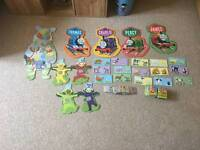 Assorted Puzzles - Thomas, Teletubbies, Winnie The Pooh and more