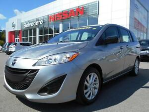 2012 Mazda Mazda5 GS MANUELLE 6 PASSAGERS