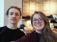 Young Professional Siblings Seek Two-Bedroom Flat in Edinburgh