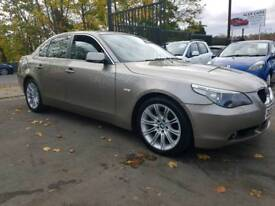 2005 bmw 525d Automatic 105k miles only full service history