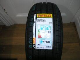 Perelli Unused Tyre Cinturato P7 205/55R 16 Peugeot 307
