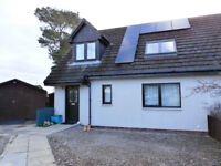 3 Bedroom semi-detached at Nairnside in Inverness