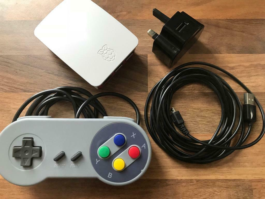 Snes and MegaDrive Mini - Raspberry Pi Retro Gaming System | in Newcastle,  Tyne and Wear | Gumtree