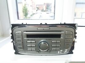 Ford Focus (2004-2010) RADIO CD Audio Stereo Player ref.d3