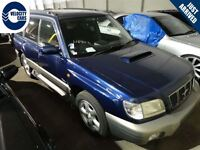 2000 Subaru Forester Turbo 4WD 67K's NO ACCDNT 1 YR WRNT Vancouver Greater Vancouver Area Preview