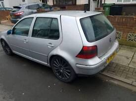 Breaking mk4 golf gt tdi r32 wheels