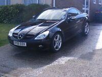 Mercedes SLK 350 Manual - £7500