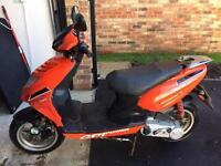 Cpi 50cc moped