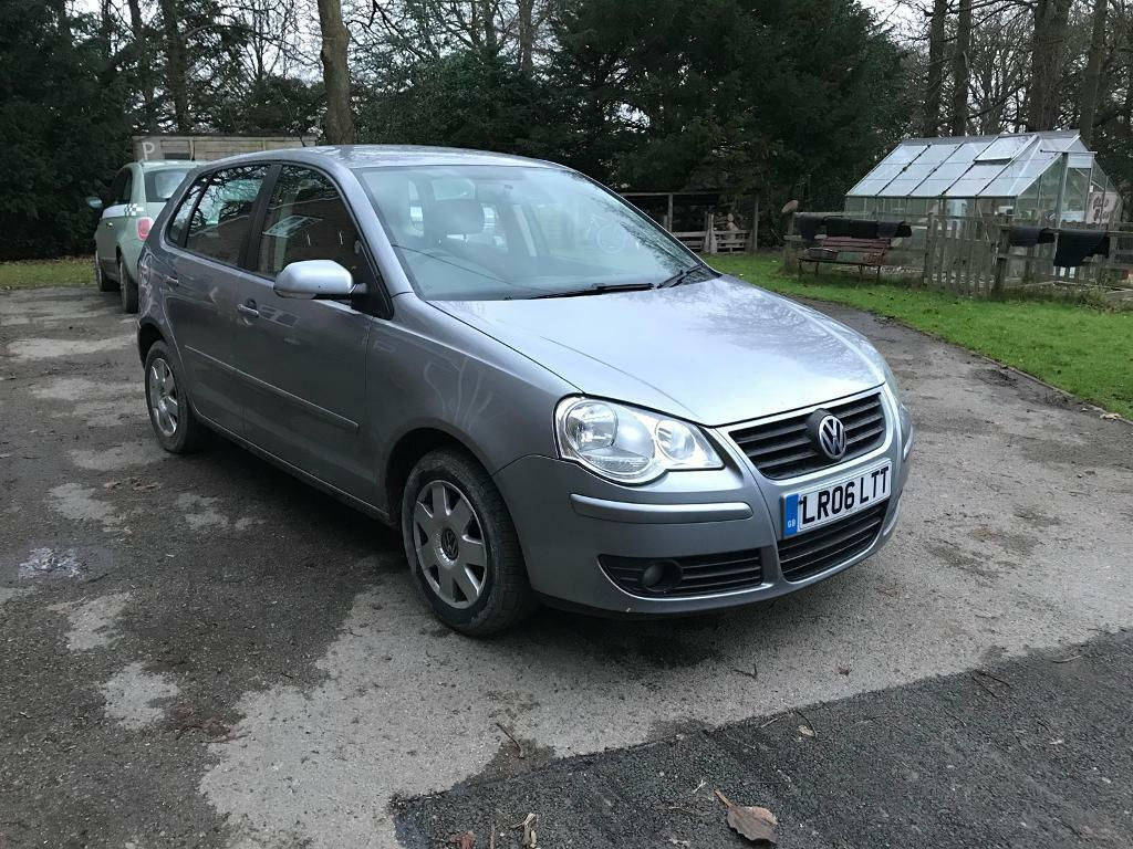 2006 VW Polo 1.4 TDI