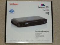 Freesat Satellite Receiver