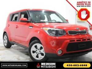 2016 Kia Soul LX Auto A/C Bluetooth USB/MP3/SAT Cruise