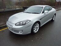 HYUNDAI COUPE STILL 2.0 AUTOMATIC MOTD JUNE P/S HISTORY 1 PREVIOUS LADY OWNER