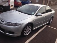 2007 MAZDA 6 SPECIAL EDITION TAMURA WITH LOW MILEAGE 58500,IN GOOD CONDITION