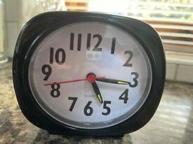 Talking analogue clock easy read
