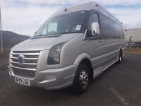 2007 Volkswagen Crafter 17 Seater Executive Minibus * Must See *
